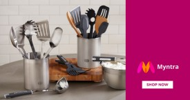 Myntra Best Offer : Kitchen Cookware Tools From Rs. 299