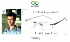 Lenskart Lenskart Offer : First Frame Free !! From Rs. 799 With Lenses