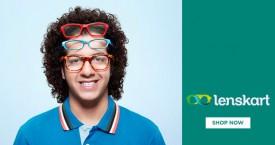 Lenskart Hot Deal : Frames + Lens Strating at Rs. 1500