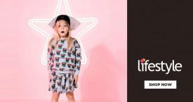 Lifestyle Kids Wear - Min 40% OFF
