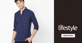 Lifestyle Flat Rs. 500 Off on Min. Purchase of Rs. 2499