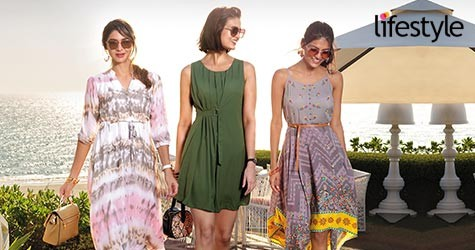 Lifestylestores Special Offer : Upto 50% Off on Dresses & Jumpsuits