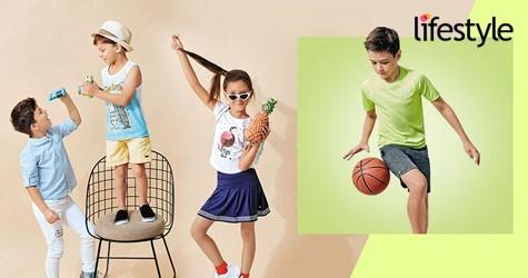Lifestylestores Mega Offer : Upto 60% OFF on Kidswear