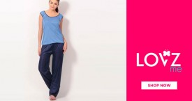 Lovzme Klamotten : Get Upto 65% OFF + Rs. 200 OFF on A Purchase Of Rs. 799