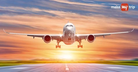Makemytripdomesticflights Upto Rs. 3000 Off on Domestic Flight Bookings
