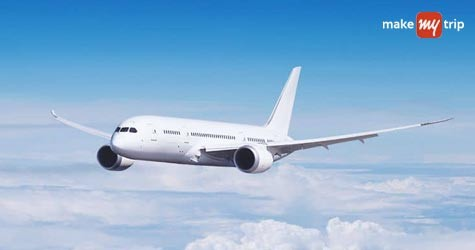 Makemytripdomesticflights Flat 12% Off Upto Rs. 1000 on your First Flight Booking
