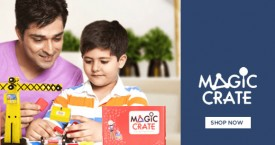 Magiccrate Best Price : Get 12 Month Subscription Plan For Rs. 624 Per Box