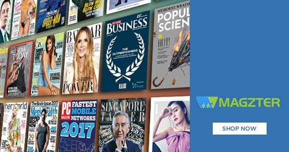 Enjoy 1 year of unlimited access to 5,000+ Best-Selling Magazines
