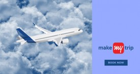 Makemytrip 20% Instant Discounts on Hotel Bookings Exclusively For Master CardHolders.