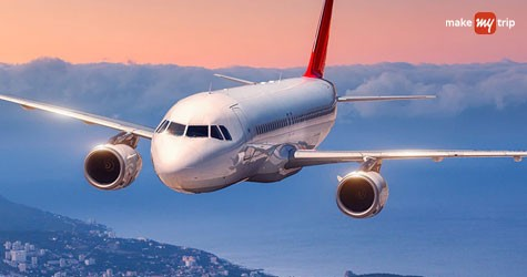 Makemytripdomesticflights Great Deal : Upto Rs. 1500 Off on Domestic Flights