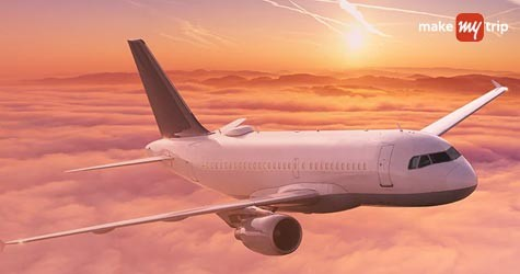 Makemytripdomesticflights Great Deal : Flat Rs. 555* Instant Off on Domestic Flights