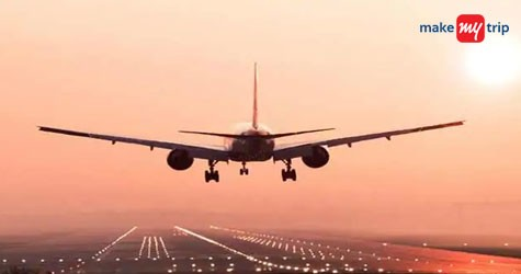 Grab Upto Rs. 2,551 OFF* on Domestic Flights