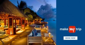 Makemytrip HDFC Bank Credit Cards : Flat Rs. 1,800 Instant Discount on Domestic Hotel Bookings