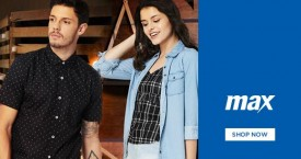 Maxfashion  Flat Rs. 500 Off on Purchase of Rs. 1999 & More