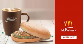 Mcdelivery Get Free Mexican Aloo Or Mcegg Burger On Purchase Of Rs. 199