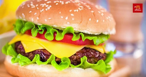 Mcdonalds Best Deal : Burger Starting From Rs. 49