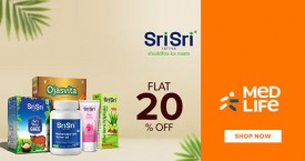 Medlife Get Upto 50% OFF Ayurvedic Health And Wellness Products