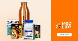 Medlife Special Offer : Health & Wellness Products Starting from Rs. 99
