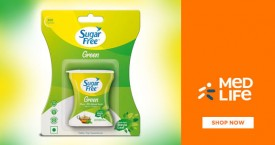 Medlife Get Upto 25% OFF on Sugar Substitutes