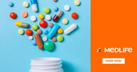 Medlife Exclusive Offer: Upto 30% Off on Medicines