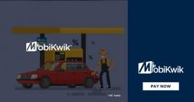 Mobikwik Fuel Payments - Get 25% Supercash + Extra 0.75% Cashback