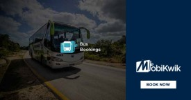 Mobikwik Bus Bookings - Use Supercash To Get 10% Discount