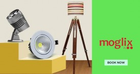 Moglix Upto 80% Off on Lightining and LED.