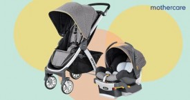 Mothercare Mega Deal : Upto 50% Off on Baby Gear