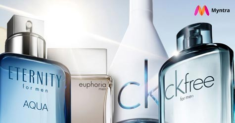 Myntra Best Deal : Upto 40% Off on Perfume