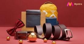 Myntra Great Offer : Upto 70% OFF on Belt, Wallets & Bags