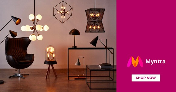 Best Deal : Lamps And Lighting From Rs. 360