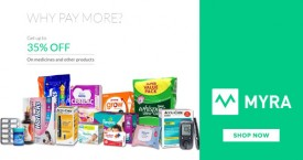 Myramed Myramed Offer : Get Upto 35% OFF on Medicines And Other Products