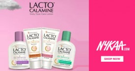 Nykaa Upto 50% OFF on Lacto Calamine