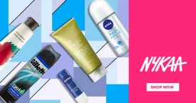 Nykaa Upto 20% OFF on Men's Grooming