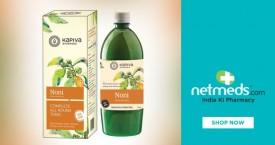 Netmeds Upto 20% OFF on Kapiva Ayurvedic Products