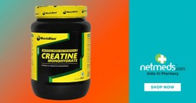 Netmeds Sports Supplements - Upto 22% OFF