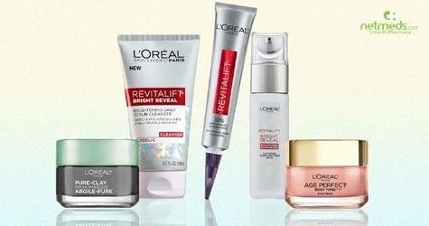Netmeds Best Deal : Upto 65% Off on Face Care