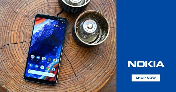 Buy a Nokia 6.2 and Get Gift card worth Rs. 1500