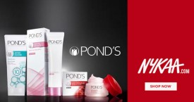 Nykaa Upto 30% Off On Ponds.