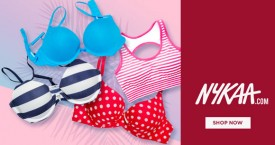 Nykaa Upto 50% Off on The Big Popup Sale.