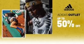 Adidas Amazing Deal : Upto 50% OFF on Clothing & Footwear