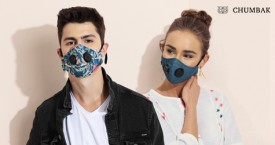 Chumbak Best Offer : Face Masks For Adults Set of 3 Rs. 239