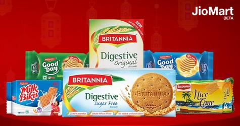 Jiomart Best Price : Upto 20% OFF on Biscuits & Cookies
