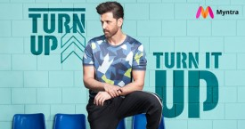 Myntra Myntra Offer : Get Upto 60% OFF on HRX