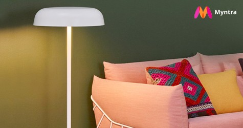 Best Deal : Lamps And Lighting From Rs. 375