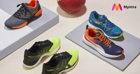 Myntra Special Deal : Upto 80% OFF on Sports Shoes