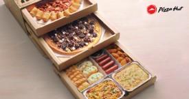 Pizza hut Mega Offer : Hut Treat Box 42% OFF