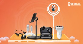 Tvcmall Best Deal : Upto 25% OFF on Mobile Accessories