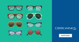 Coolwinks Sunglasses & Eyeglasses | 100% Cashback*