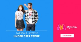 Myntra Under Rs. 599 Store | Clothing, Footwear & more